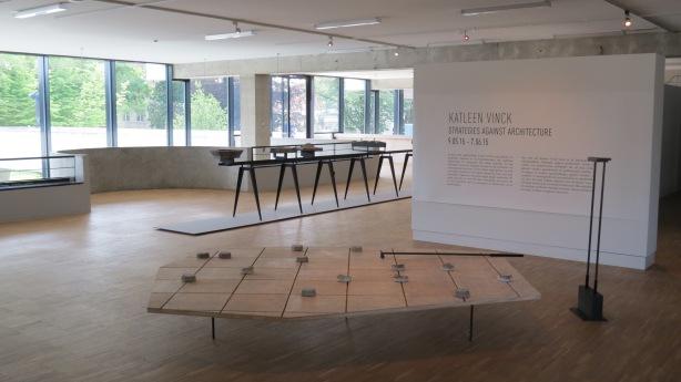 Strategies Against Architecture, de Warande, 2015