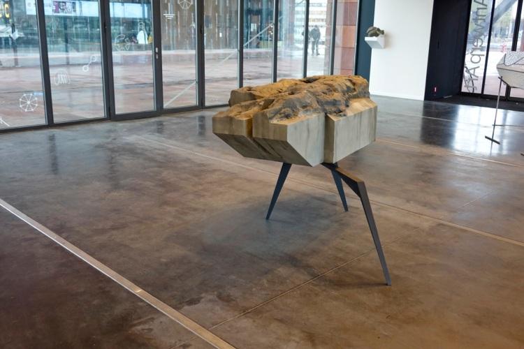Legendary land, CUT, Antwerp art pavilion, 2019